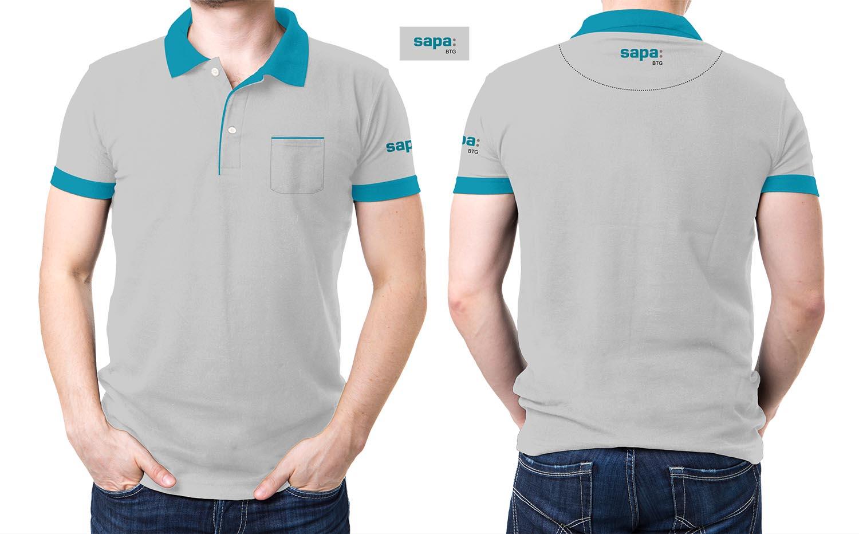 áo đồng phục cty sapa