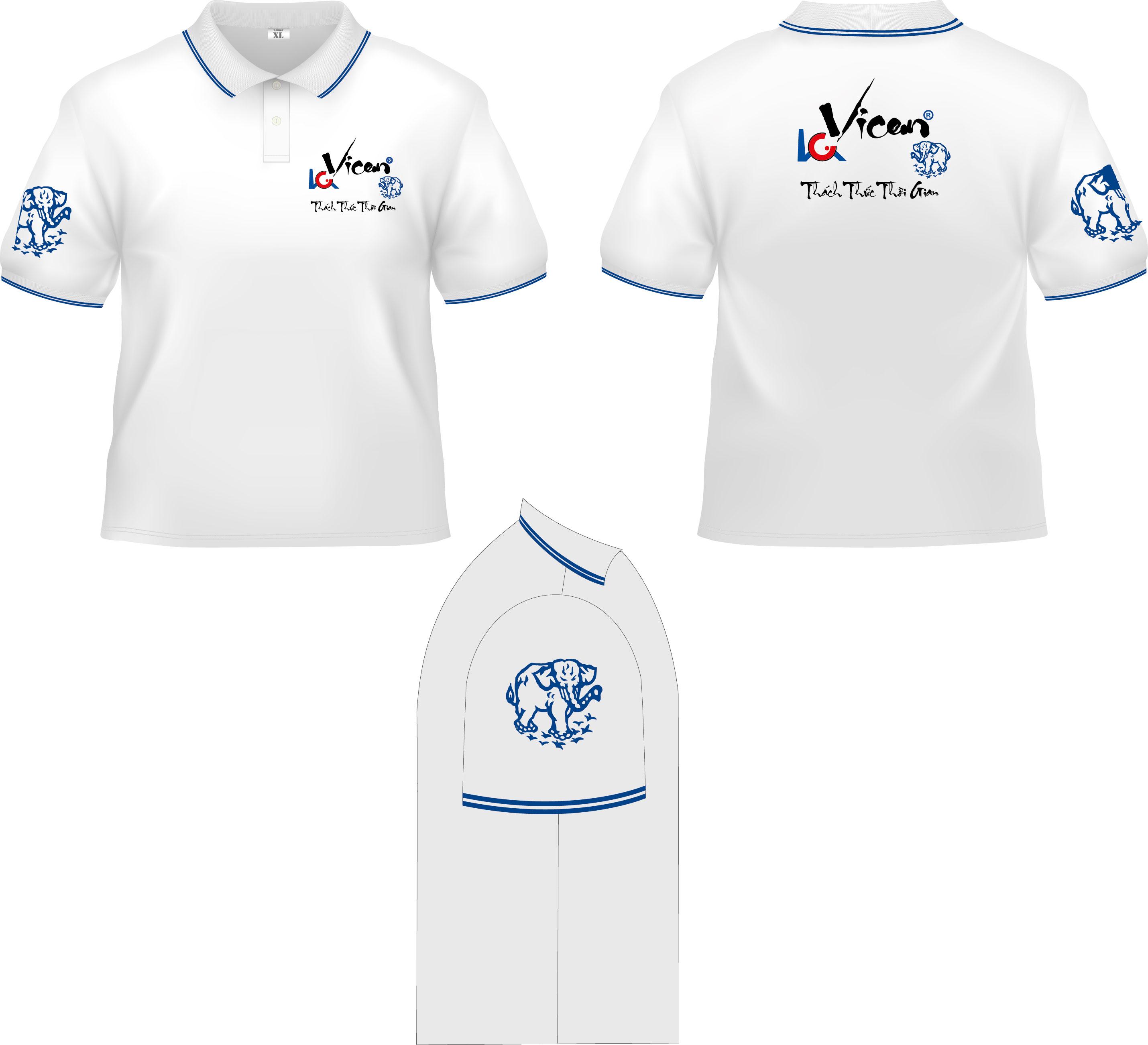 Sản phẩm cần bán: làm áo đồng phục đẹp giá rẻ Vicem_3